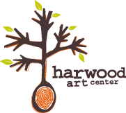 Harwood Art center exhibitions